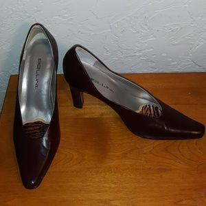 Bellini Rebecca Brown Heels Size 8.5